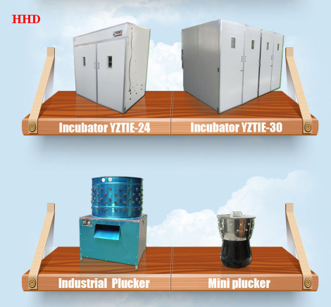 Hhd Ce Approved Chicken Egg Incubator for Sale Yzite-9 pictures & photos
