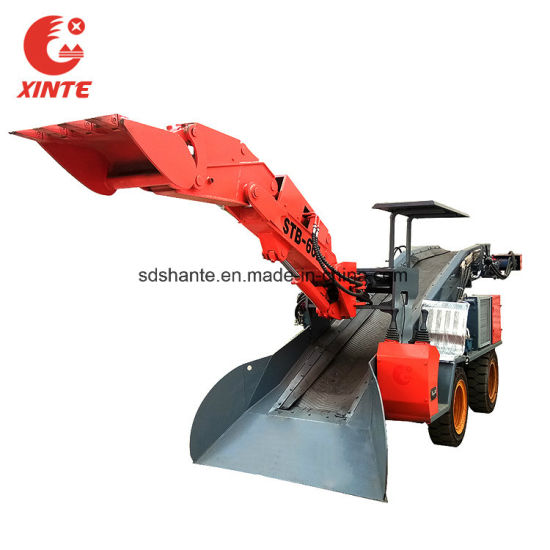 Mining Underground Tunnel Mucking Loader
