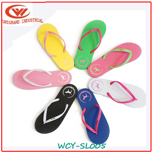 Summer Fashion Women Flat Flip Flops Beach Casual Outdoor Slipper
