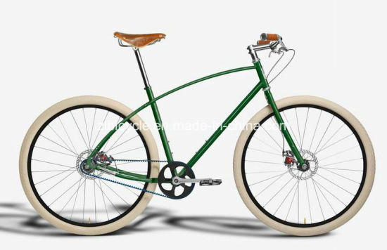 China 26 Inch Hot Sale Cr-Mo/Steel Frame&Fork City Bike - China City ...