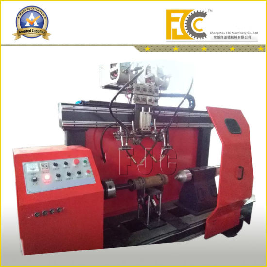 Horizontal Tank Welding Machine for Air Compressors pictures & photos