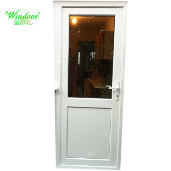 China UPVC Doors Interior Houses PVC Doors Prices China PVC - Pvc bathroom doors