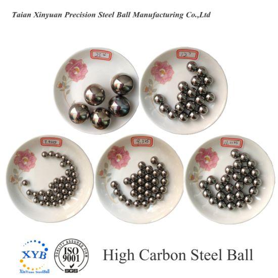 "25.4mm Stainless Steel Bearing Balls 420 G100 10 Pack 1/"""