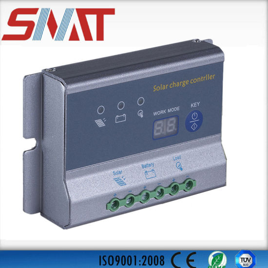 10A Small Solar Charge Controller for Solar Street Light pictures & photos
