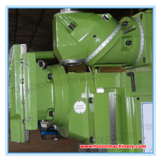 Vertical and Horizontal Swivel Head Universal Milling Machine (LM1450A) pictures & photos