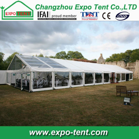 Strong Clear Span Wedding Marquee Tent for Event