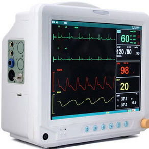 Medical Equipment-Ce Marked Portable Digital 12 Leads Single Channel ECG Machine pictures & photos
