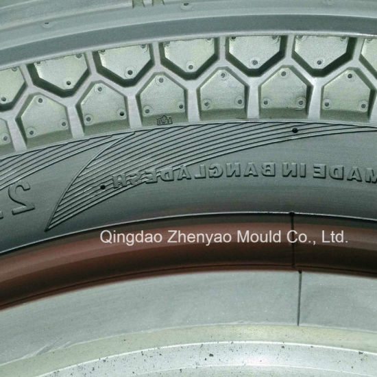 Rubber Tire Mould for 2.75-18 Motorcycle Tyres pictures & photos
