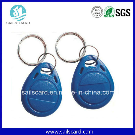 Programmable RFID Keyfob with S50/Ultralight Chip Good Quality