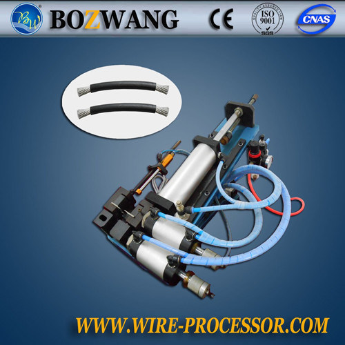 Pneumatic Stripping Machine /Wire Stripping Machine pictures & photos