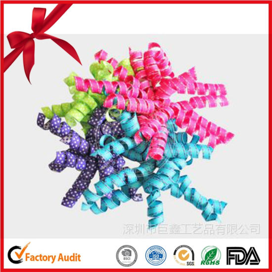 b7570906ab68a8 Party Decoration Gift Package Ribbon Curling Bow pictures & photos