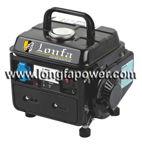 Mini Small Portable 2 Stroke 950/650 Ie45f Gasoline Generator pictures & photos