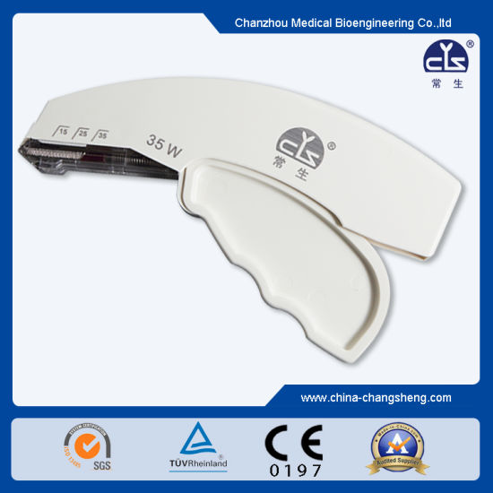 Disposable Skin Stapler (CE mark) pictures & photos