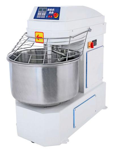 Spiral Dough Mixer with Variable Capacity