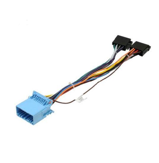 Super China Custom 15Cm Female Male Stereo Wire Harness Adapter For Auto Wiring 101 Akebretraxxcnl