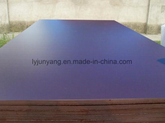 Linyi City Factory 18mm Marine Grade Waterproof Plywood