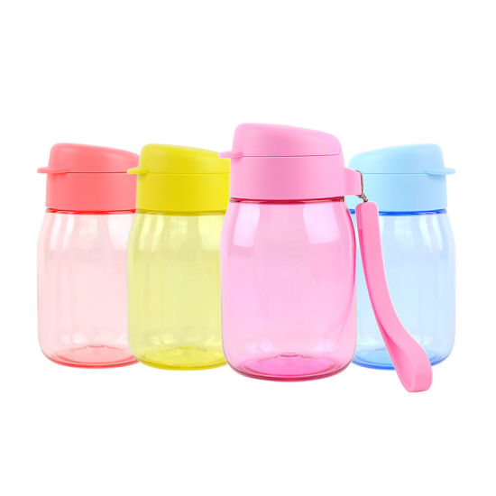 Plastic Children's Cups with Handle