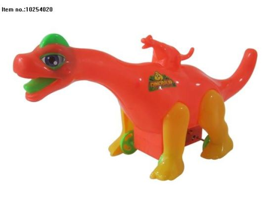 Cartoon Pull Line Crocodile Toys with Bell pictures & photos