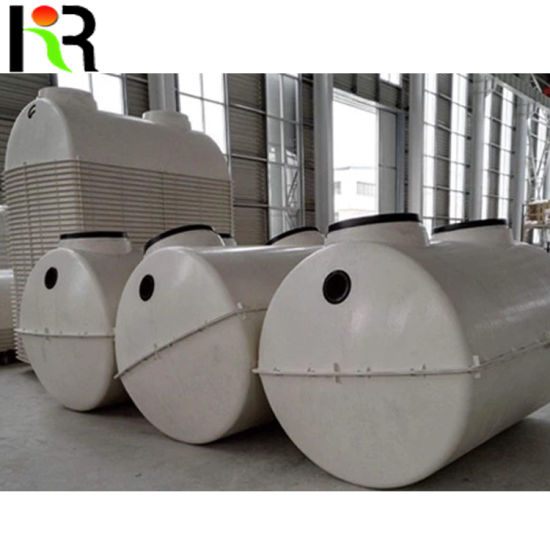 High Quality Lightweight Corrosion Resistance FRP Septic Tanks