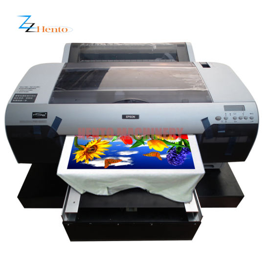 Digital Multi-Color Textile Printing Machine / T-shirt Printer