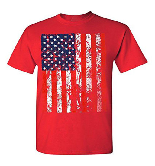 0e0d3c55 Bulk Wholesale Short Sleeve Round Neck Printing American Mens T-Shirt in Clothing  Factory