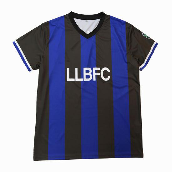 Thai Quality Football Shirt Maker Custom Soccer Jersey Soccer Shirt