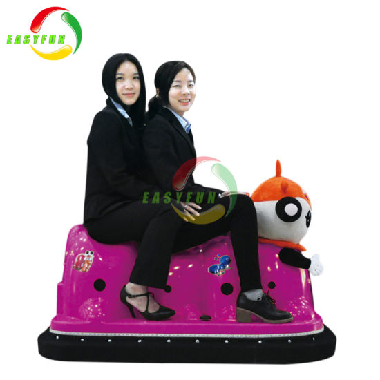Ce Certificate Electric Amusement Park Bumper Electric Toy Cars Dodgem for Sale Electric Bumper Car Kiddie Ride Arcade Game Machine pictures & photos