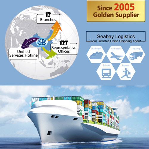 China Container Ocean Shipping to Singapore
