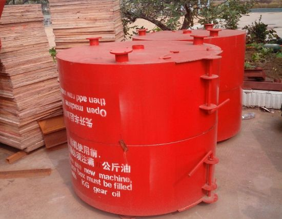 Small Concrete Pan Mixer (JQ350) pictures & photos