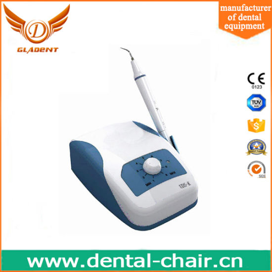 Gladent Wp Dental Ultrasonic Scaler with Dental Scaler Tips pictures & photos