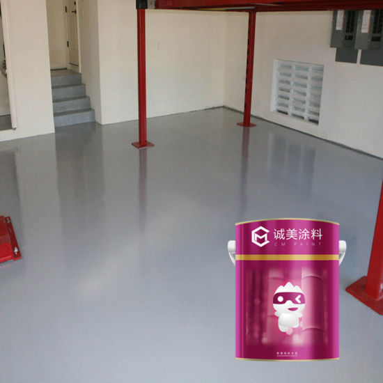 Oil Based Scratch Resistant Anti Aging Emulsion Epoxy Floor Coating Paint Price Pictures