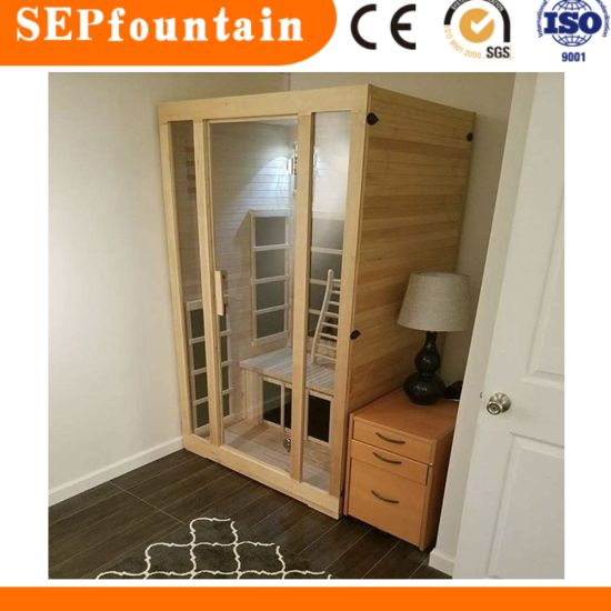 China Outdoor and Indoor Dry Infrared Sauna Room and Steam Sauna ...