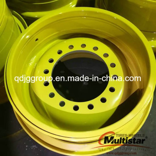 Steel OTR Wheel Rim OTR Wheel Cat Wheel Komatsu Wheel Belaz Wheel Volvo Wheel