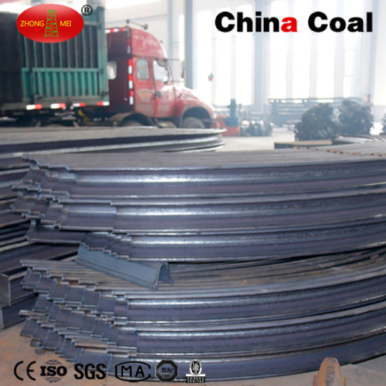 Customized U25 U29 Steel Arches Support for Mining Tunnel pictures & photos