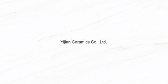 White Design Thin Tile in Size 400*800mm for Wall (2-YI408007)