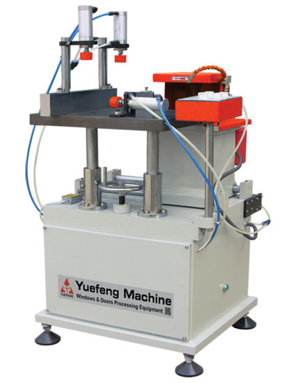 Aluminum Window Making Machine Aluminum and UPVC Window Profile Ending Milling Machine