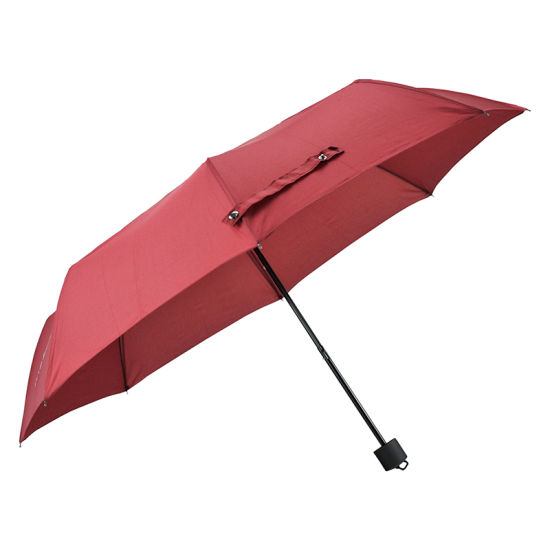 Can Be Customized Promotional Wholesale Cheap Three Fold Umbrella