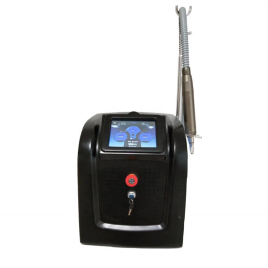 Professional Carbon Peeling Skin Whitening Picosecond Laser Machine for Tattoo Removal