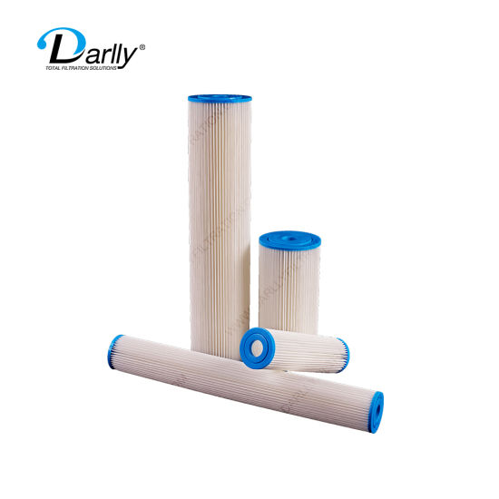 Pleated Cellulose Cartridge for Water Treatment
