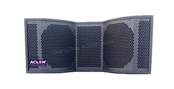 Professional PRO Audio Loudspeaker Dual 12 Inch Active Line Array