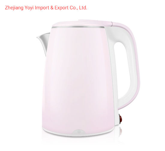 2.3L Household Food Grade Stainless Steel Insulation Electric Kettle