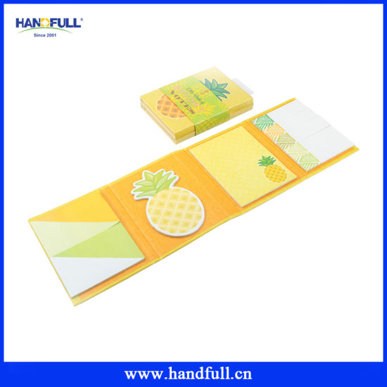 Office School Stationery Promotion Colorful Cute Printed Sticky Notes Set pictures & photos