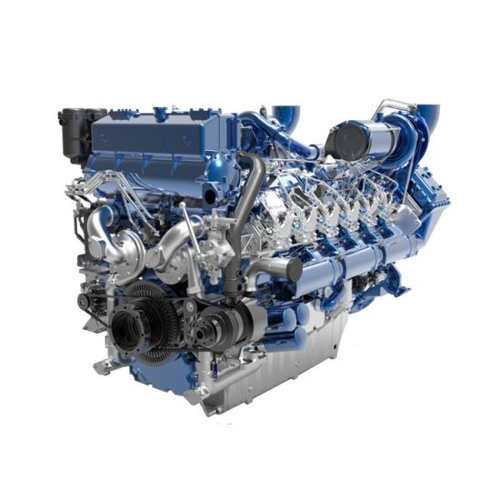French Brand Baudouin 12m33.2 Marine Propulsion Diesel Engines pictures & photos