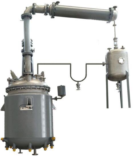 Jinzong Machinery 30L Polyester Resin Pilot Reactor