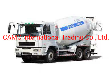 2019 New CAMC Concrete Truck for Sale 6X4