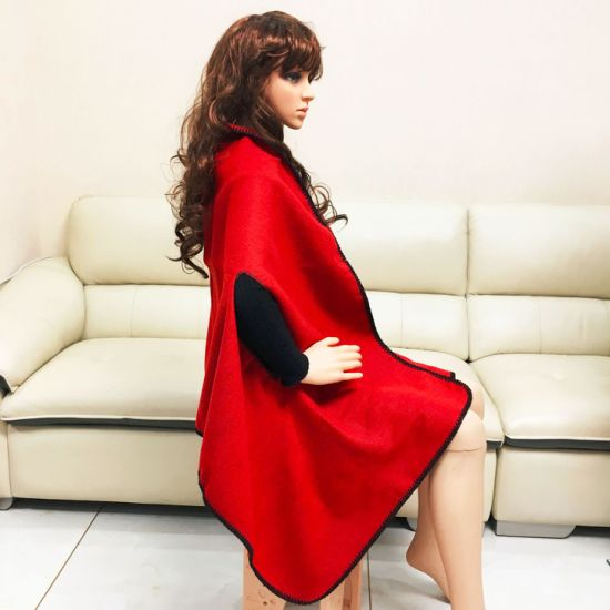 Wholesale of Thickened Heating Pure Scarf and Shawls