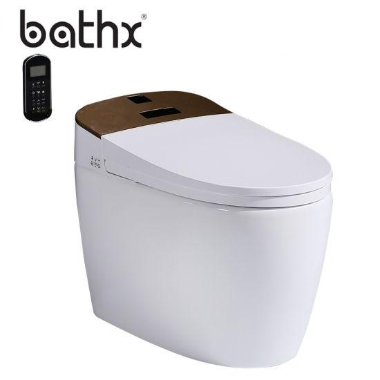 Magnificent Japanese Toilet Automatic Smart Toilet Bowl Ceramic Electric Toilet Seat Cover Plit 001 Dailytribune Chair Design For Home Dailytribuneorg