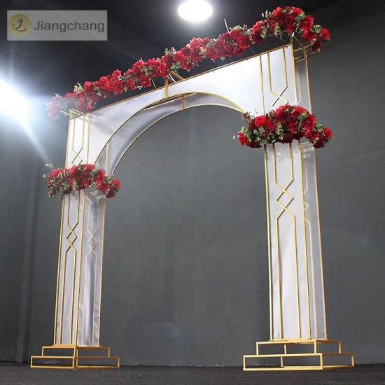 China Popular Cheap Wedding Decoration Outdoor Backdrop China