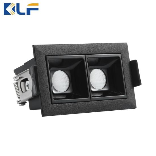 2019 Hot Sell Aluminum Good Quality 4W Recessed LED Linear Downlight