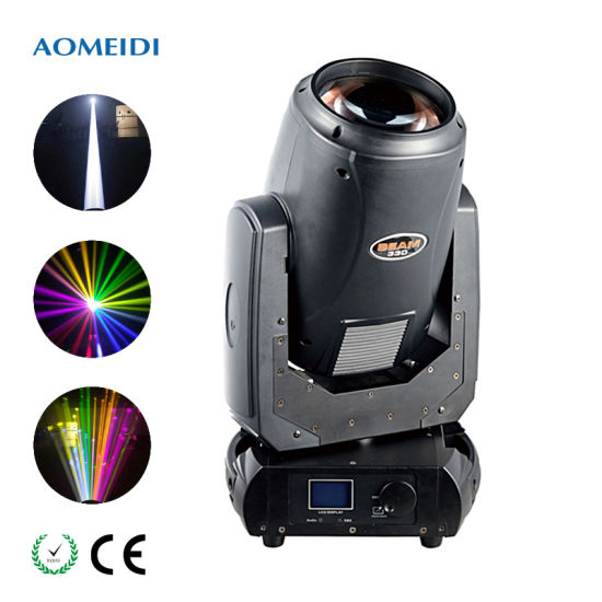 Stage 350W 17r Sharpy Beam Moving Head Light for Concert
